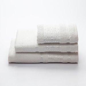 Полотенце MAXSTYLE из 100% бамбука (голубой)