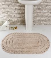 """Коврик для ванной """"MODALIN"""" кружевной YANA 60x100 см 1/1_3"""