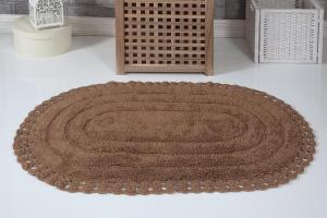 """Коврик для ванной """"MODALIN"""" кружевной YANA 60x100 см 1/1_5"""