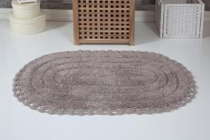"""Коврик для ванной """"MODALIN"""" кружевной YANA 60x100 см 1/1_6"""
