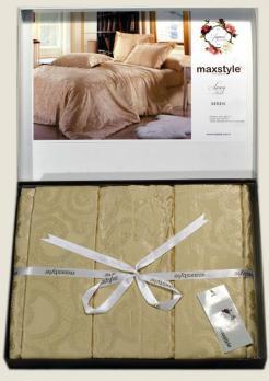 Постельное белье Maxstyle Jakarli Luxury Beren 034