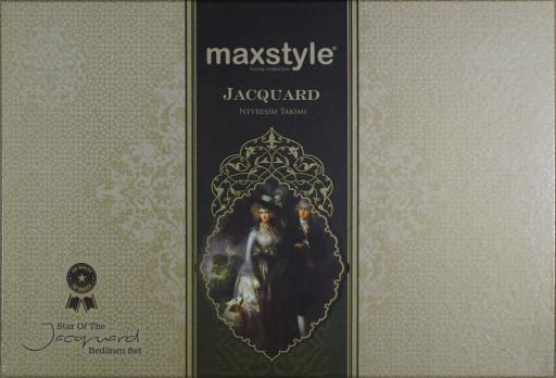 Постельное белье Maxstyle Jakarli Prestige Balin 040