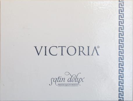 Постельное белье из сатина премиум класса VICTORIA Verano Powder